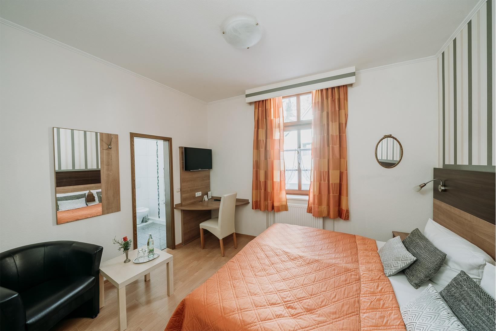 Hotel - Zimmer 9