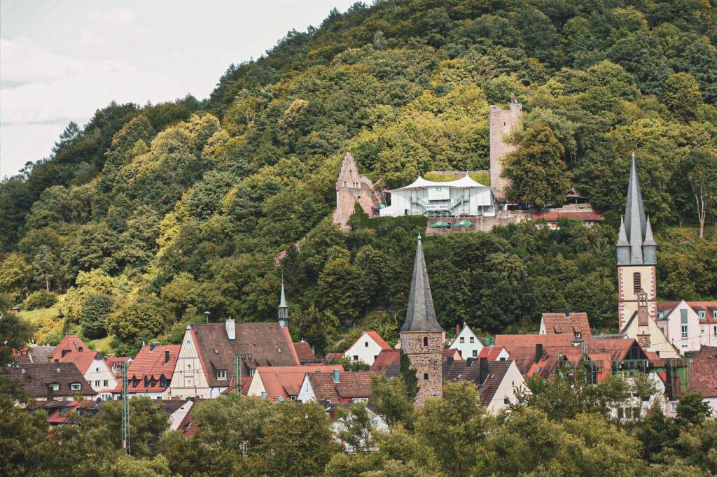 Scherenburgfestspiele mit Abendessen in Gemünden am Main