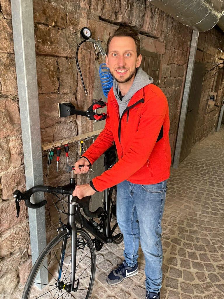 Fahrradfahren in Gemünden am Main, Main-Spessart, Lohr und Karlstadt