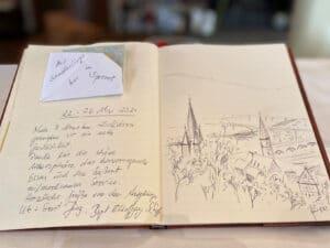 Impressionen unserer Gäste in Gemünden am Main, Main-Spessart Lohr und Karlstadt.