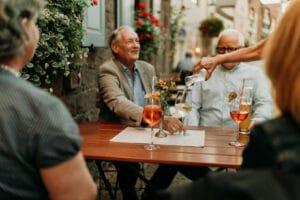 Drinks und Aperitiv in der Gemündener Obertorstraße